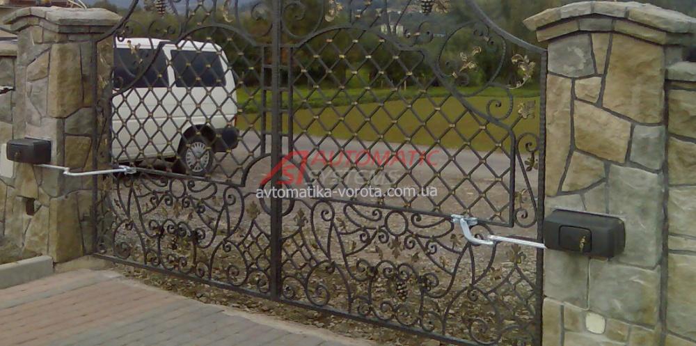 Автоматика для ворот ferni