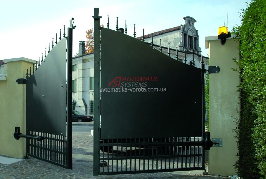 Ci автоматические ворота гранд лайн калитки распашные ворота