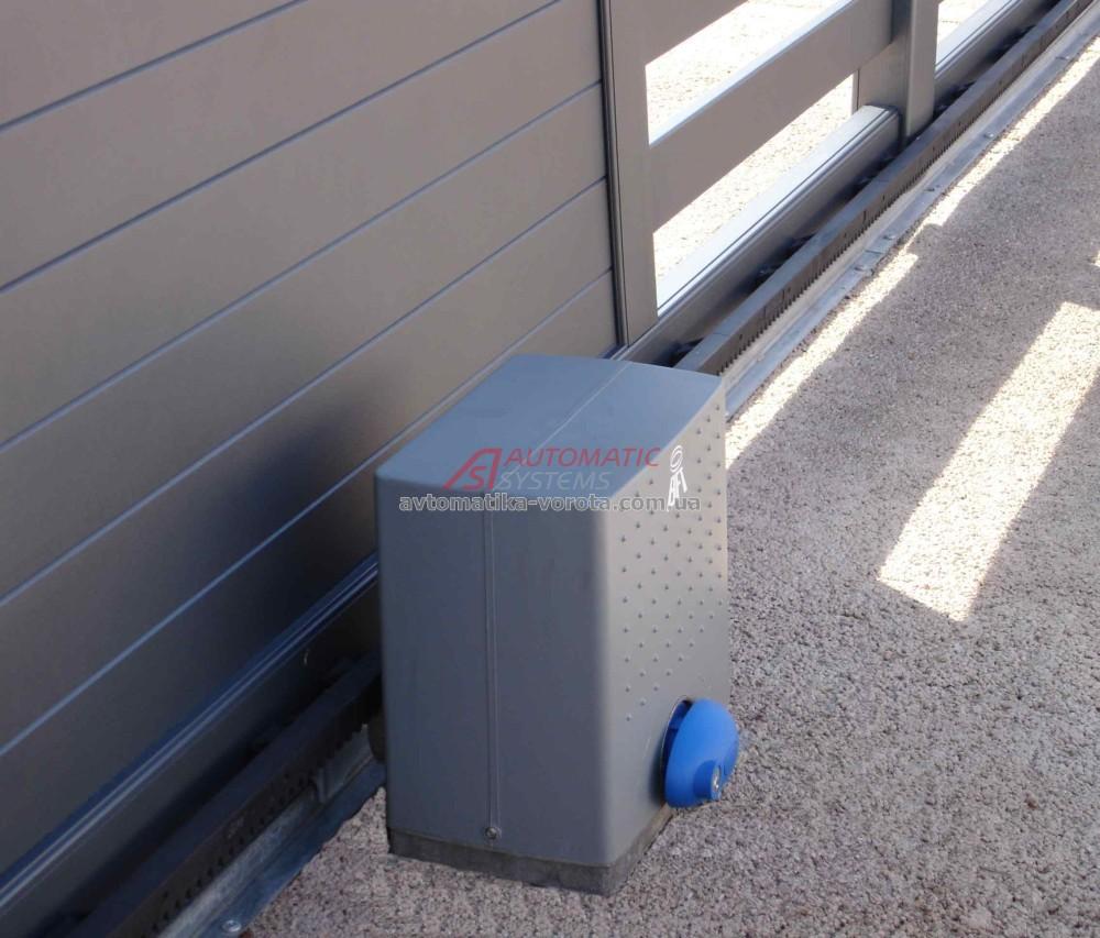ворота откатные склада фото инструкция