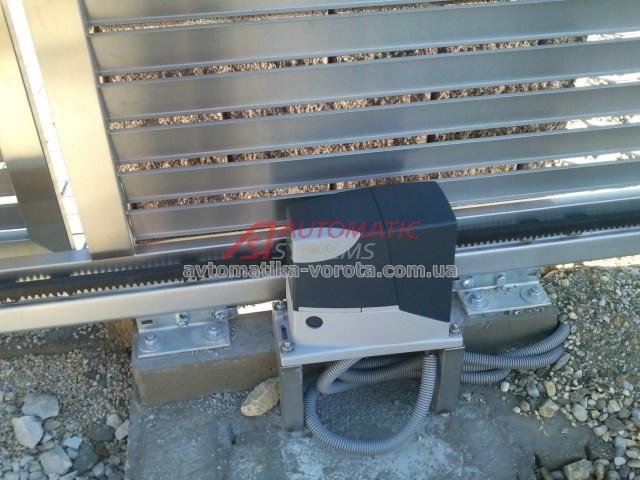 Автоматика для откатных ворот nice rd 400 цена