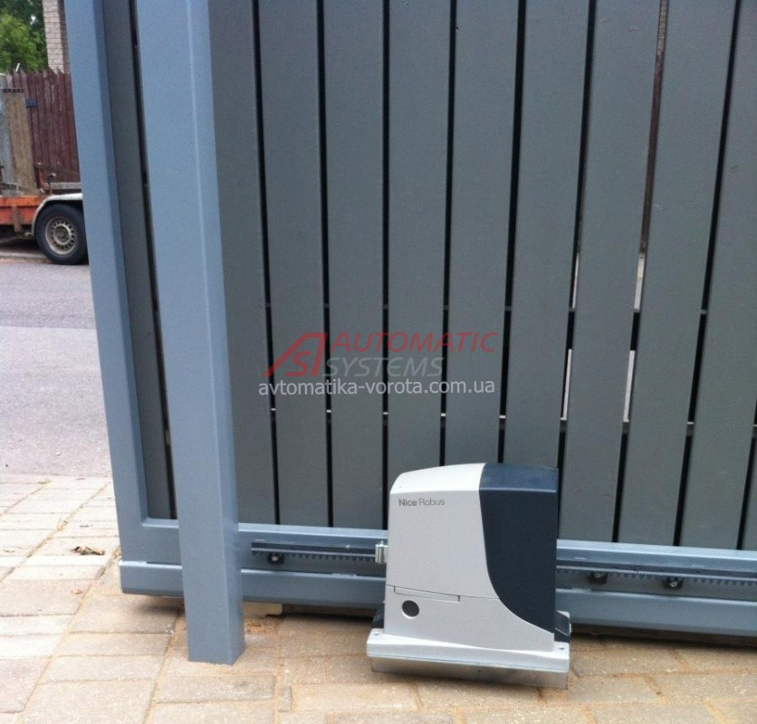 Автоматика для откатных ворот nice rd 600 цена