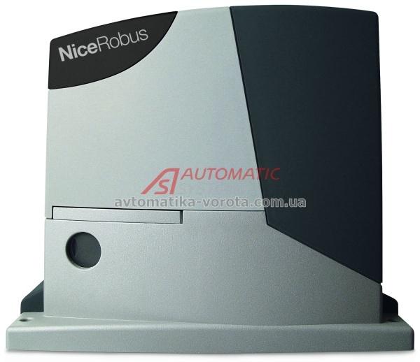 Автоматический привод для откатных ворот nice rb400