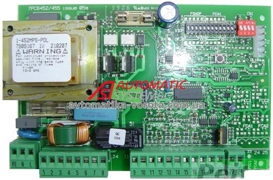 Faac 452 mps for Faac 452 mps schema elettrico